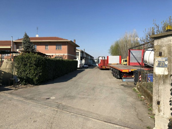 Capannone in affitto a Piobesi Torinese, Con giardino, 620 mq - Foto 21