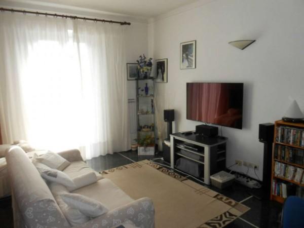 Appartamento in vendita a Genova, Priaruggia, 87 mq