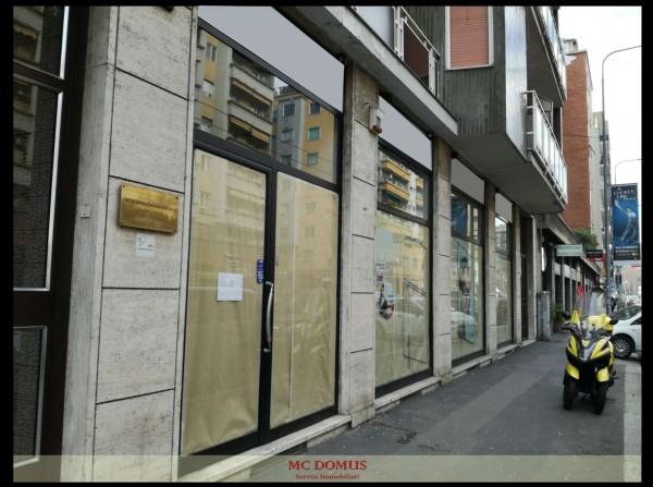 Negozio in affitto a Milano, Gambara, 150 mq - Foto 13