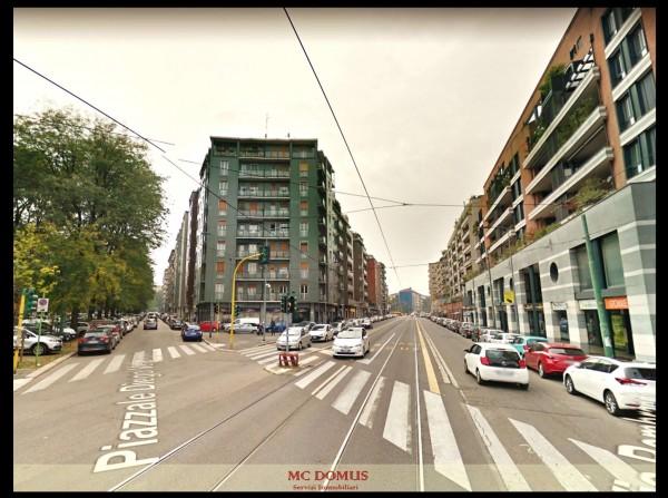 Negozio in affitto a Milano, Gambara, 150 mq - Foto 7
