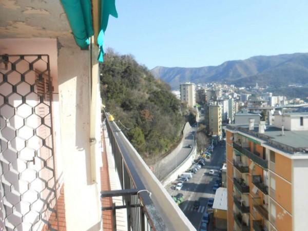 Appartamento in vendita a Genova, Sovrastante Via Emilia, 86 mq