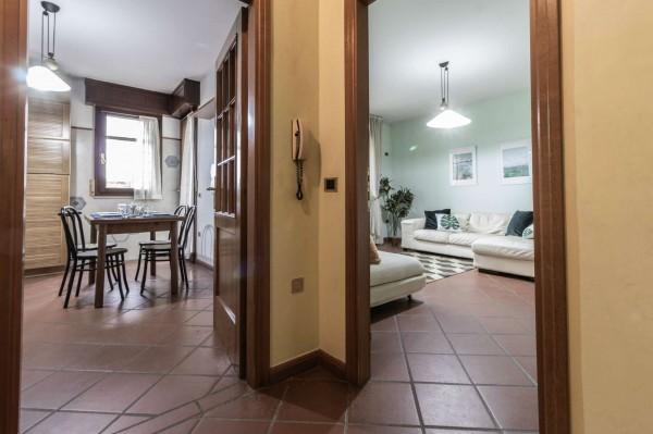 Appartamento in vendita a Forlì, Con giardino, 155 mq - Foto 41