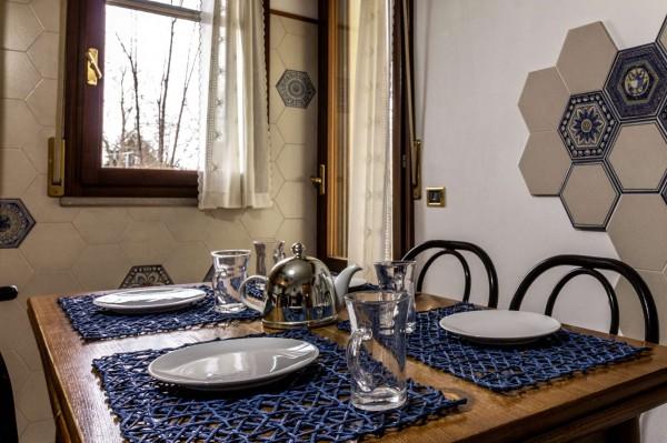 Appartamento in vendita a Forlì, Con giardino, 155 mq - Foto 31