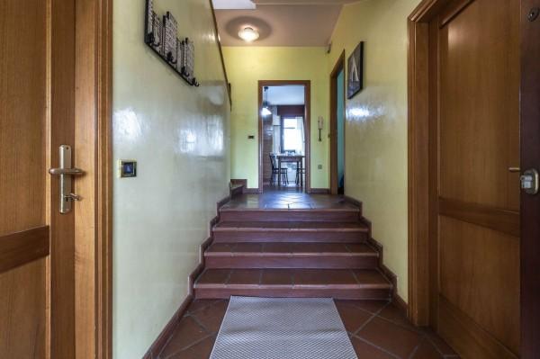 Appartamento in vendita a Forlì, Con giardino, 155 mq - Foto 42