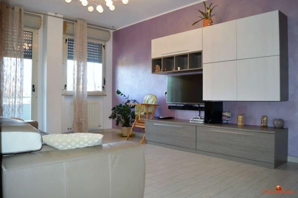 Appartamento in vendita a Forlì, Cà Ossi, Arredato, con giardino, 90 mq
