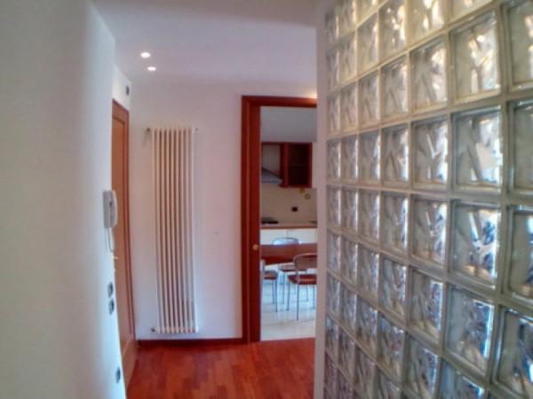 Appartamento in affitto a Forlì, Romiti, Arredato, con giardino, 94 mq