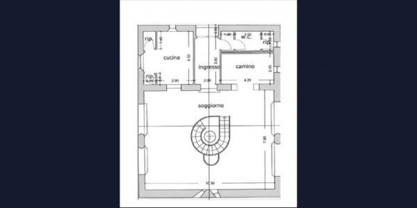 Villa in vendita a Monteriggioni, Arredato, con giardino, 240 mq