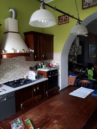 Appartamento in vendita a Garbagnate Milanese, Con giardino, 87 mq