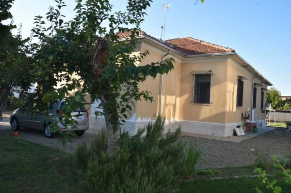 Villa in vendita a Alessandria, Fraschetta, Con giardino, 140 mq