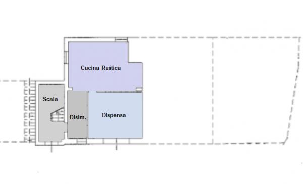 Casa indipendente in affitto a Trevi, Pigge, Con giardino, 180 mq - Foto 17