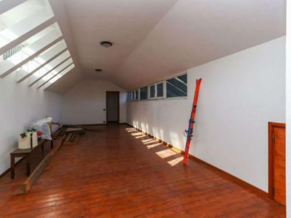 Villa in vendita a Buguggiate, Caslera, Con giardino, 482 mq - Foto 11