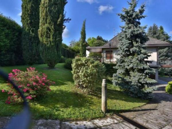 Villa in vendita a Buguggiate, Caslera, Con giardino, 482 mq - Foto 31