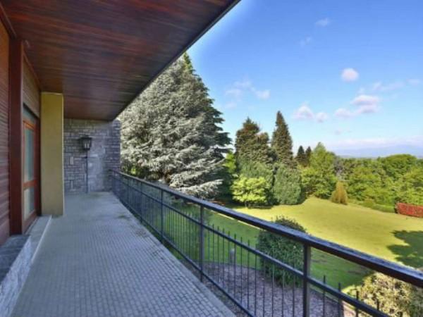 Villa in vendita a Buguggiate, Caslera, Con giardino, 482 mq - Foto 38