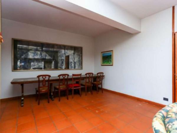 Villa in vendita a Buguggiate, Caslera, Con giardino, 482 mq - Foto 8