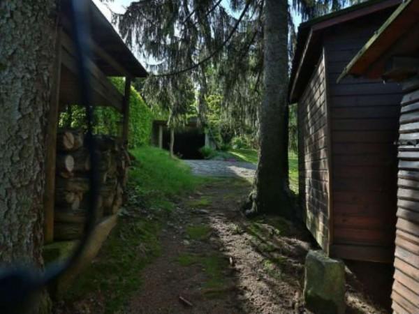 Villa in vendita a Buguggiate, Caslera, Con giardino, 482 mq - Foto 23