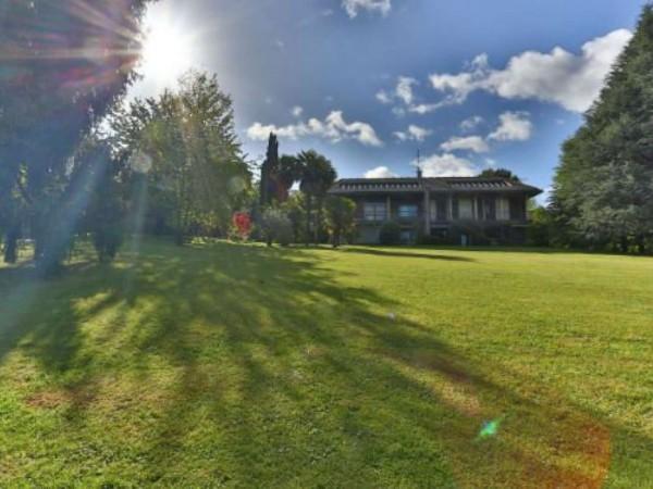 Villa in vendita a Buguggiate, Caslera, Con giardino, 482 mq - Foto 40