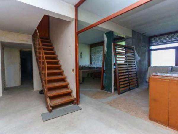Villa in vendita a Buguggiate, Caslera, Con giardino, 482 mq - Foto 16
