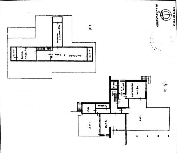 Villa in vendita a Buguggiate, Caslera, Con giardino, 482 mq - Foto 5