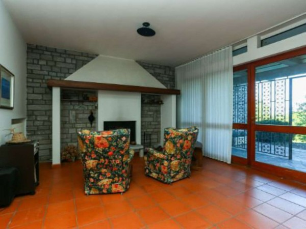 Villa in vendita a Buguggiate, Caslera, Con giardino, 482 mq - Foto 21