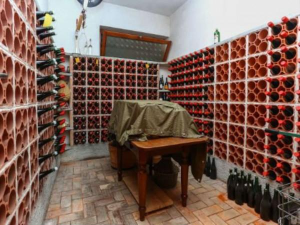 Villa in vendita a Buguggiate, Caslera, Con giardino, 482 mq - Foto 15