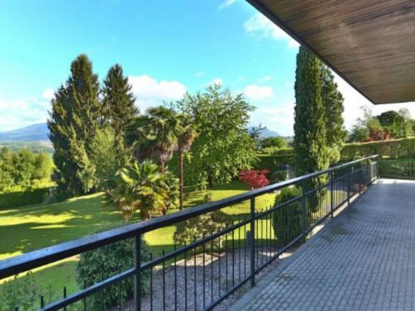 Villa in vendita a Buguggiate, Caslera, Con giardino, 482 mq - Foto 39