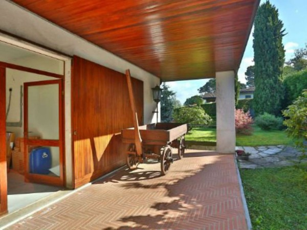 Villa in vendita a Buguggiate, Caslera, Con giardino, 482 mq - Foto 9