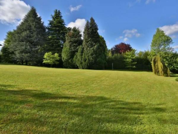 Villa in vendita a Buguggiate, Caslera, Con giardino, 482 mq - Foto 34