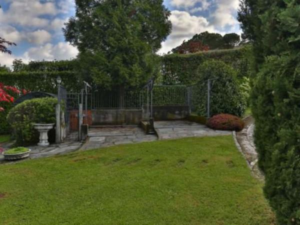 Villa in vendita a Buguggiate, Caslera, Con giardino, 482 mq - Foto 35