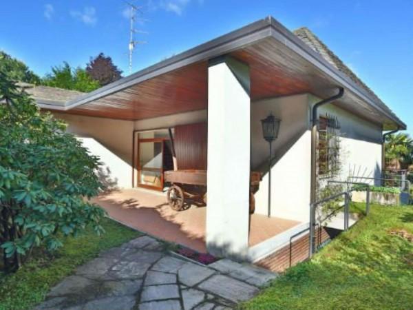 Villa in vendita a Buguggiate, Caslera, Con giardino, 482 mq - Foto 33