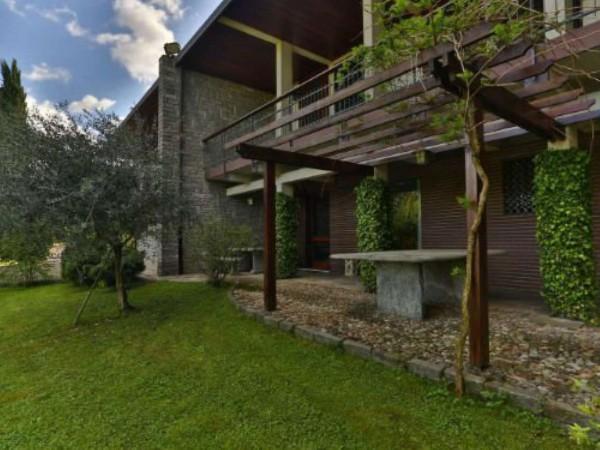 Villa in vendita a Buguggiate, Caslera, Con giardino, 482 mq - Foto 27
