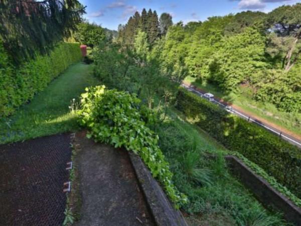 Villa in vendita a Buguggiate, Caslera, Con giardino, 482 mq - Foto 25