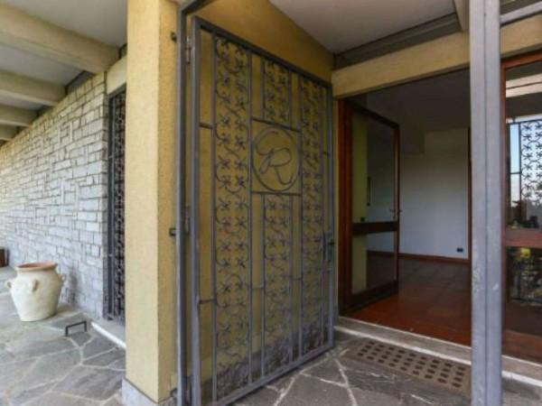 Villa in vendita a Buguggiate, Caslera, Con giardino, 482 mq - Foto 24