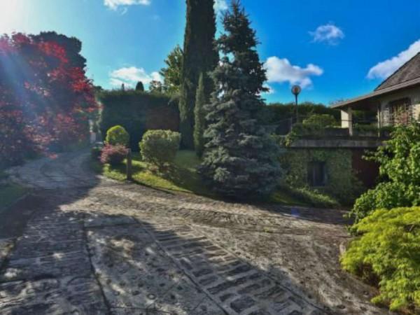 Villa in vendita a Buguggiate, Caslera, Con giardino, 482 mq - Foto 36