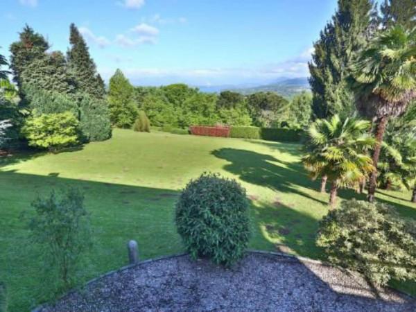 Villa in vendita a Buguggiate, Caslera, Con giardino, 482 mq - Foto 42