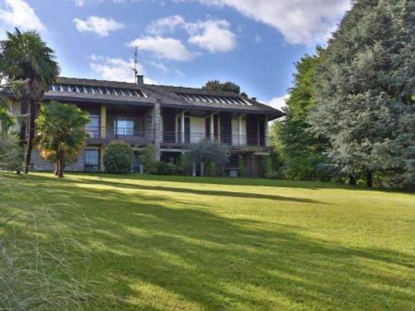 Villa in vendita a Buguggiate, Caslera, Con giardino, 482 mq - Foto 41