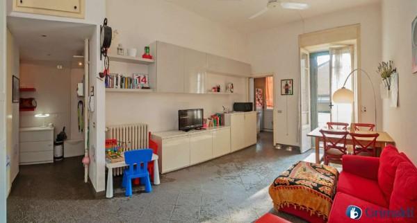 Appartamento in vendita a Milano, Con giardino, 70 mq