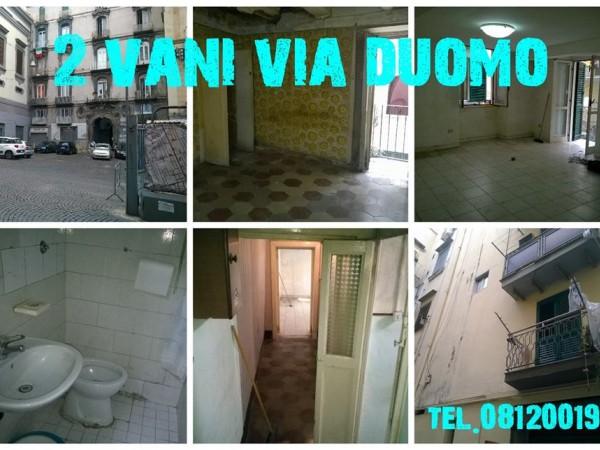 Appartamento in vendita a Napoli, San Lorenzo Centro Duomo, 60 mq