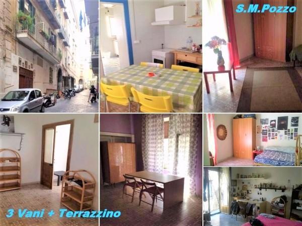 Appartamento in vendita a Napoli, Napoli Cetro Cavour, 100 mq