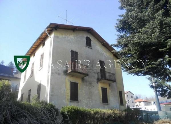 Villa in vendita a Varese, Viale Aguggiari, Con giardino, 423 mq - Foto 23