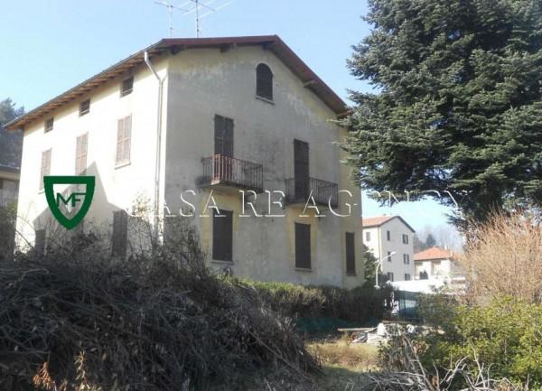 Villa in vendita a Varese, Viale Aguggiari, Con giardino, 423 mq