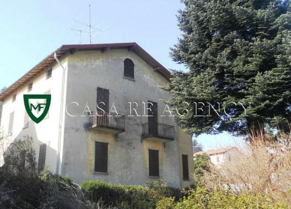 Villa in vendita a Varese, Viale Aguggiari, Con giardino, 423 mq - Foto 17