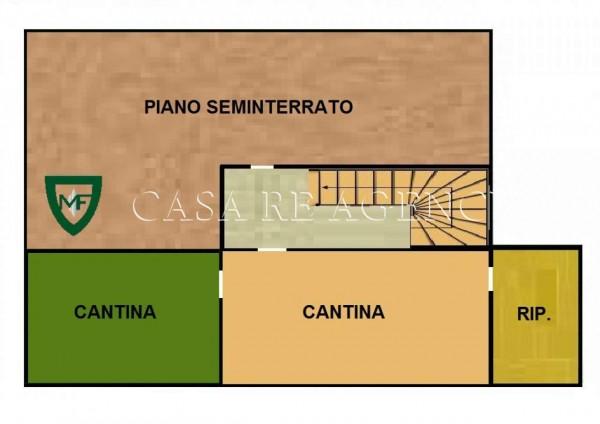 Villa in vendita a Varese, Viale Aguggiari, Con giardino, 423 mq - Foto 5