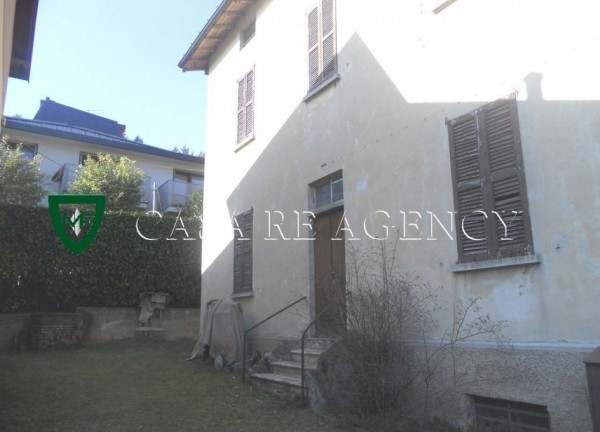 Villa in vendita a Varese, Viale Aguggiari, Con giardino, 423 mq - Foto 21
