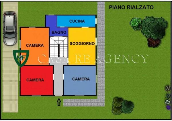 Villa in vendita a Varese, Viale Aguggiari, Con giardino, 423 mq - Foto 4