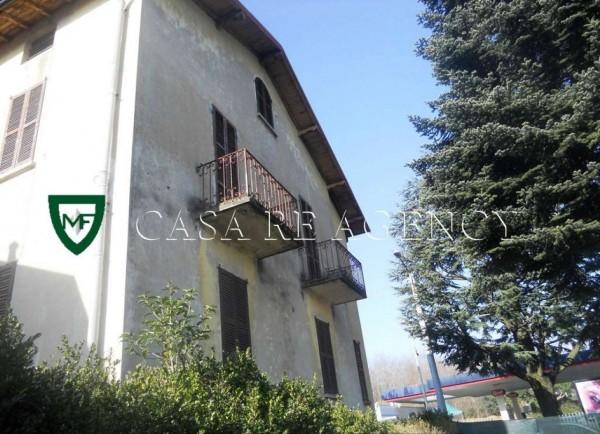 Villa in vendita a Varese, Viale Aguggiari, Con giardino, 423 mq - Foto 14