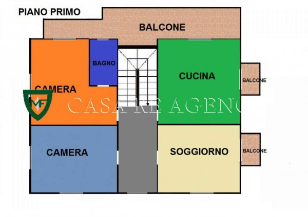 Villa in vendita a Varese, Viale Aguggiari, Con giardino, 423 mq - Foto 3