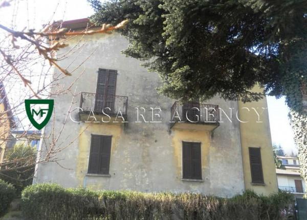 Villa in vendita a Varese, Viale Aguggiari, Con giardino, 423 mq - Foto 6