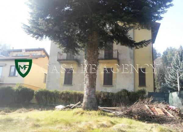 Villa in vendita a Varese, Viale Aguggiari, Con giardino, 423 mq - Foto 12