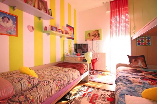 Appartamento in vendita a Cassano d'Adda, Mercato, Con giardino, 90 mq - Foto 8