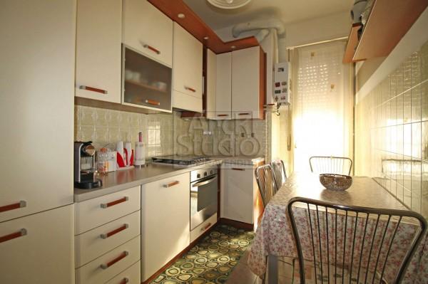 Appartamento in vendita a Cassano d'Adda, Mercato, Con giardino, 90 mq - Foto 15